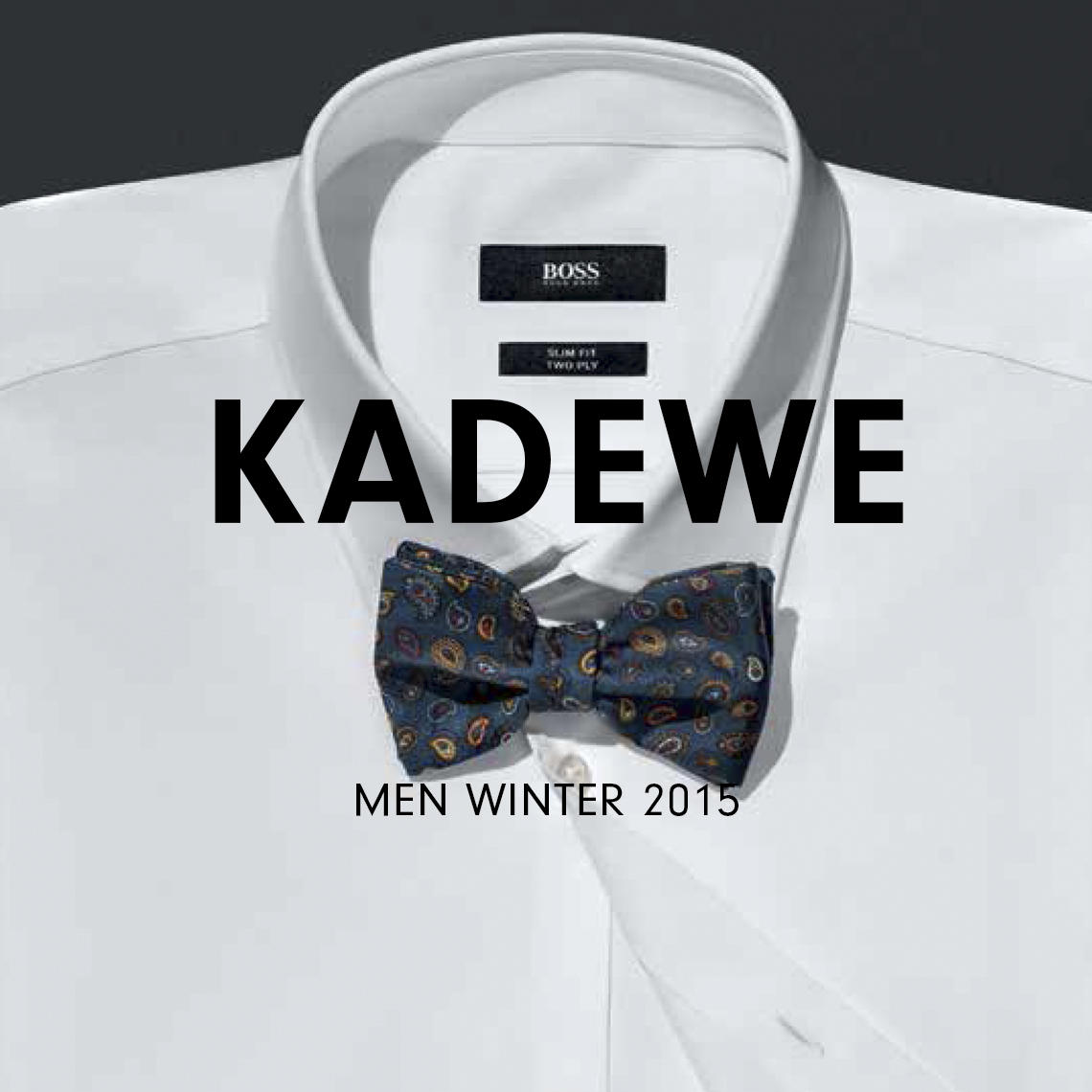 KaDeWe Men Winter 2015
